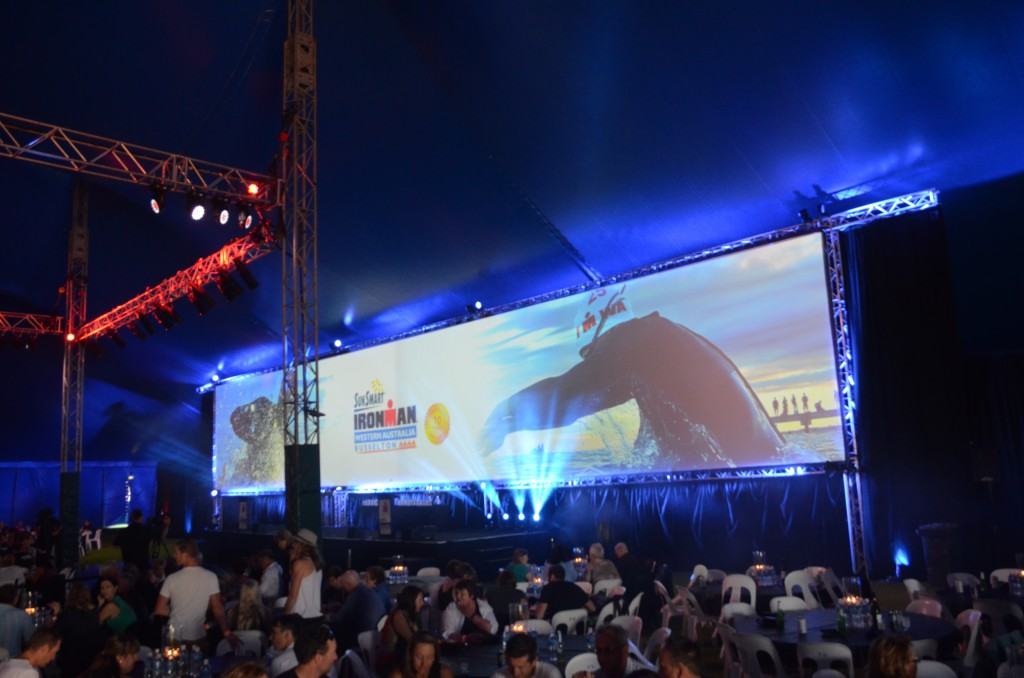 Ironman Western Australia Award Party